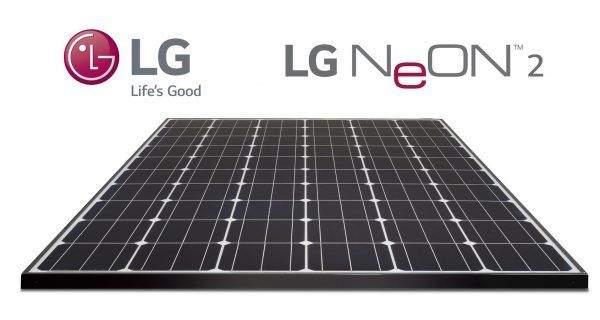 LG+NEON+2+solar+panels