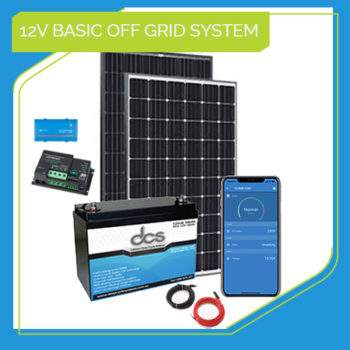12V BASIC OFF GRID PACKAGES