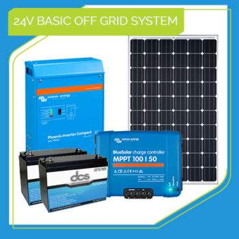 24V BASIC OFF GRID PACKAGES