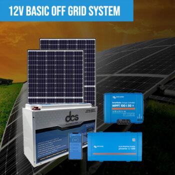 12V BASIC OFF GRID SYSTEM PRODUCT