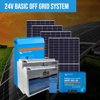 24V BASIC OFF GRID SYSTEM PRODUCT